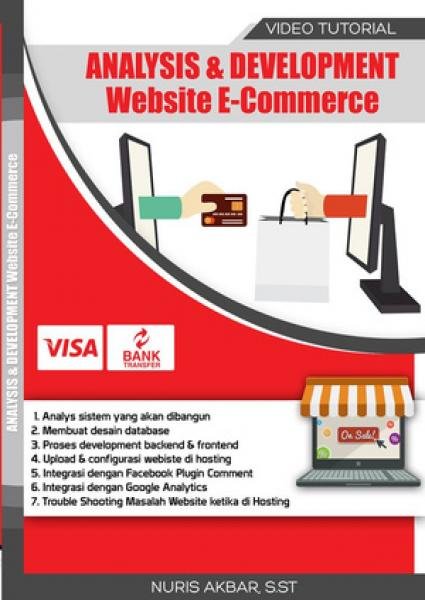 Analysis dan Development Website E-Commerce